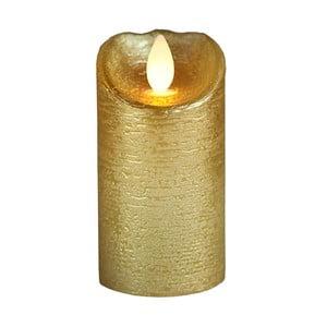 Svítící LED svíčka ve zlaté barvě Best Season Glow Flame
