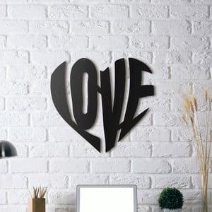 Dekorace na stěnu Love II