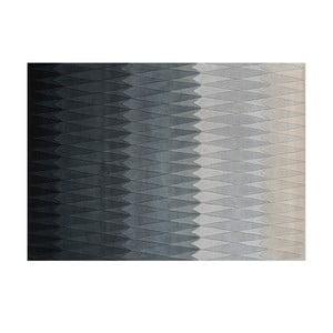 Vlněný koberec Acacia Grey, 140x200 cm