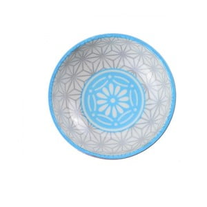 Bol din porțelan Tokyo Design Studio Star, ⌀ 9,5 cm, albastru deschis