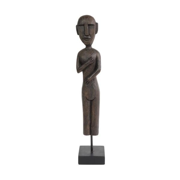 Dekorativní soška African Man