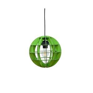 Svítidlo Sphera, zelené
