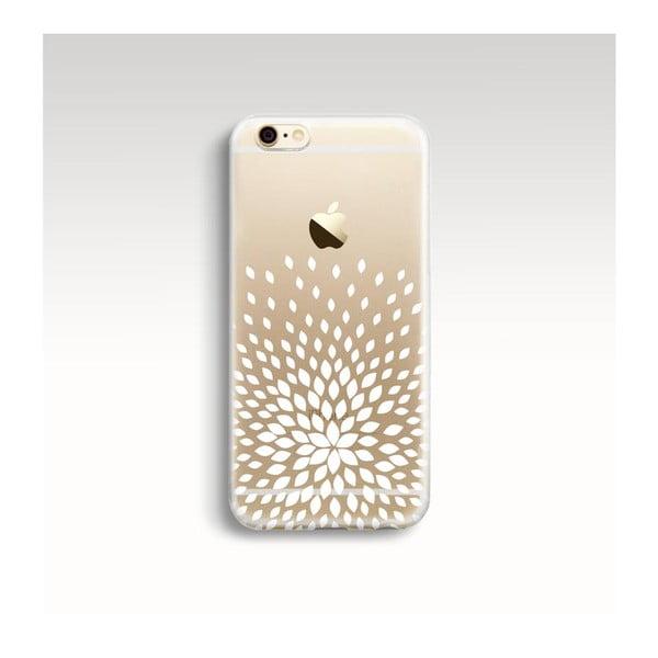 Obal na telefon Floral V pro iPhone 6/6S