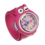 Dětské hodinky My Doodles Owl, univerzální velikost, silikonový pásek