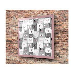 Skleněný obraz Insigne Hargolo, 30x30cm