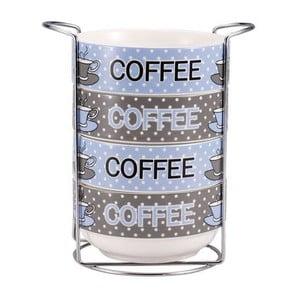 Set misek Coffee se stojanem, 5 ks