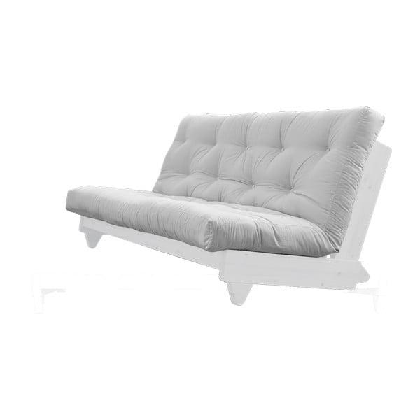 Variabilní pohovka Karup Fresh White/Light Grey