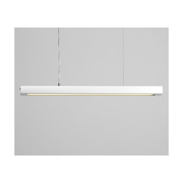 Line Plus M fehér függőlámpa - Custom Form