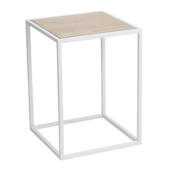 Tower fehér kisasztal - YAMAZAKI
