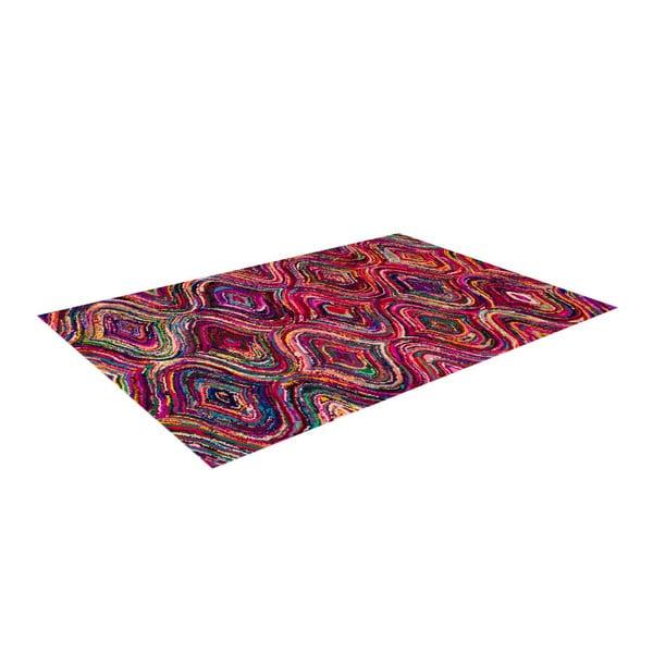 Ručně tuftovaný koberec Chindi Daksha, 244x153cm