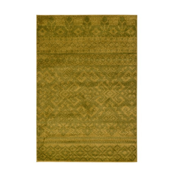 Zelený koberec Safavieh Amina Area, 182x121cm