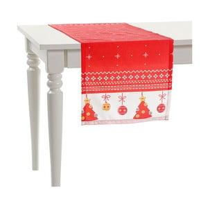 Vánoční běhoun a stůl Apolena