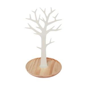 Stojan na šperky Tree White