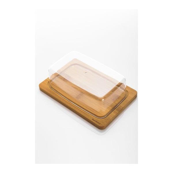 Máslenka s bambusovou miskou Bambum Novita