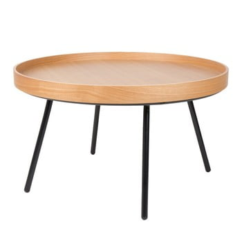 Masă de cafea Zuiver Round, ø 78 cm de la Zuiver
