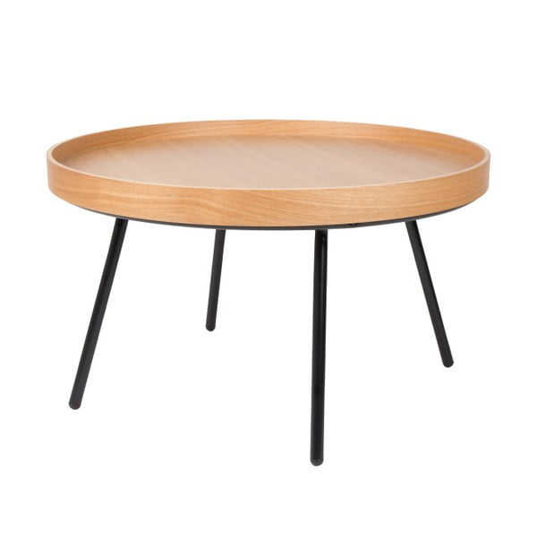 Masă de cafea Zuiver Round, ø 78 cm