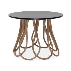 Černý stůl Fameg Troels