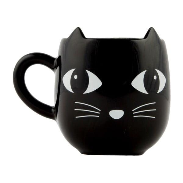 Hrnek Sass & Belle Black Cat, 300 ml
