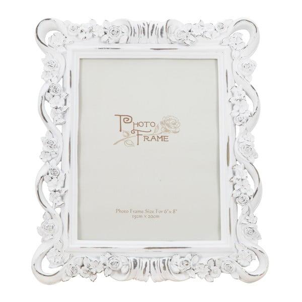 Classic fehér képkeret, kép mérete 15 x 20cm - Mauro Ferretti