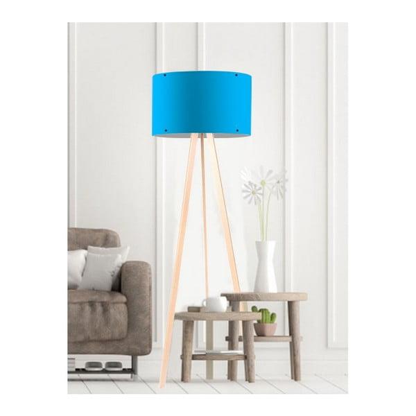 Simple kék állólámpa