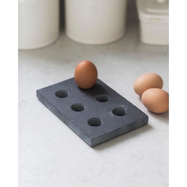 Stojánek na vajíčka In Slate