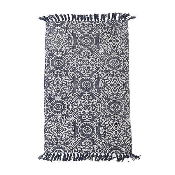 Bavlněný koberec Stone Carpet, 70x110 cm