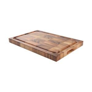Dřevěné prkénko z akáciového dřeva T&G Woodware Tuscany