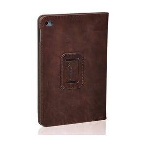 Husă din piele pentru iPad 2 Air Packenger, maro