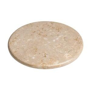 Kulaté prkénko z mramoru Premier Housewares, ⌀ 31 cm