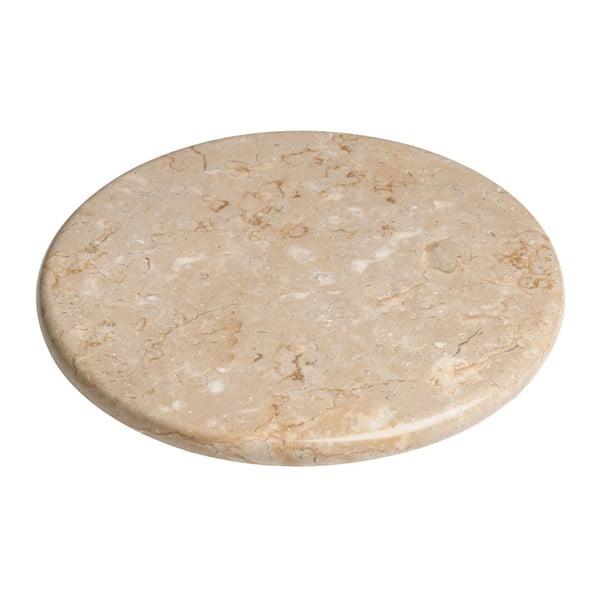 Okrúhla doštička z mramoru Premier Housewares, ⌀ 31 cm