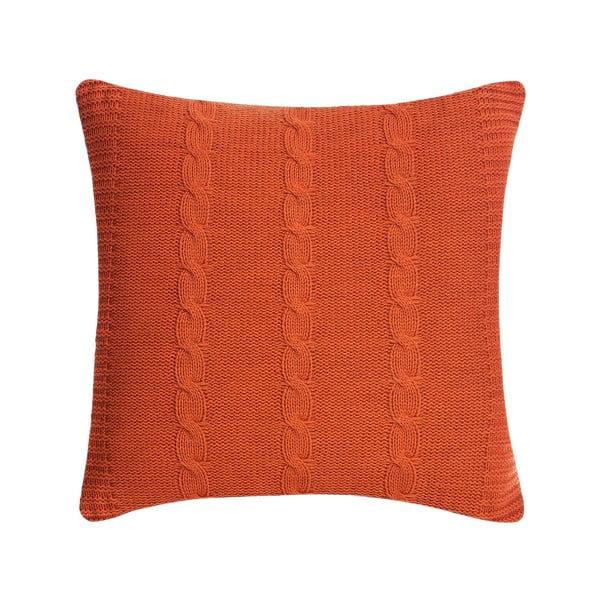 Polštář s výplní Fancy Orange, 43x43 cm
