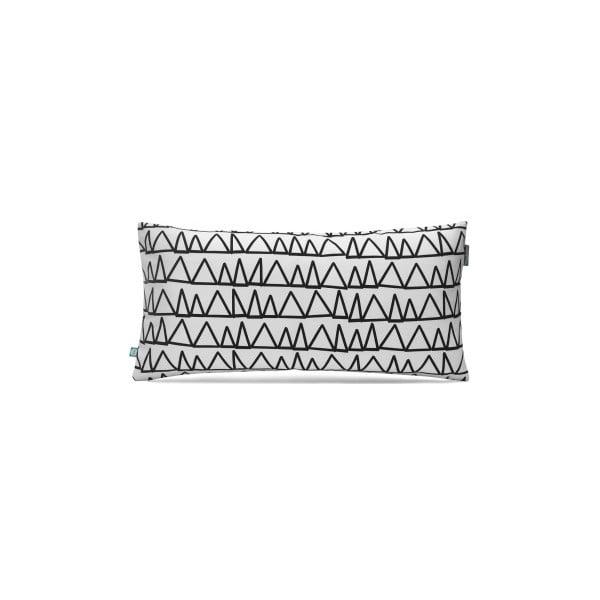 Povlak na polštář Mumla Triangles, 30x60cm