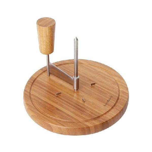 Bambusový krájač na syr Bambum Pedrini