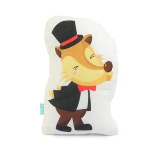 Polštářek Mr. Fox Little Pigs, 40x30cm