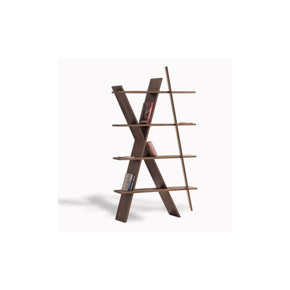 Knihovna z ořechového dřeva Wewood - Portuguese Joinery XI
