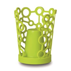Zelený stojan na hrnky ForMe
