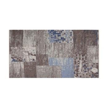 Covor Muriel Sento, 80 x 150 cm, albastru