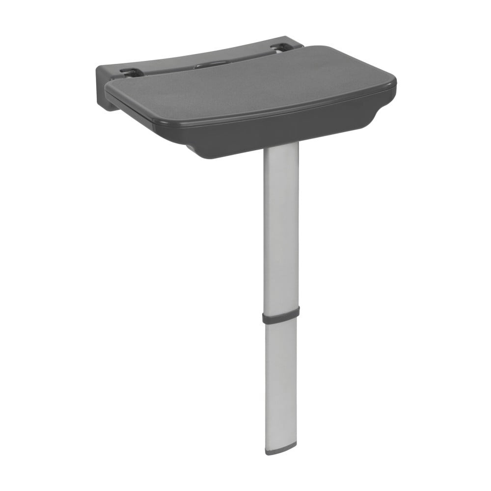 Nástěnná skládací židle Wenko Shower Secura Premium