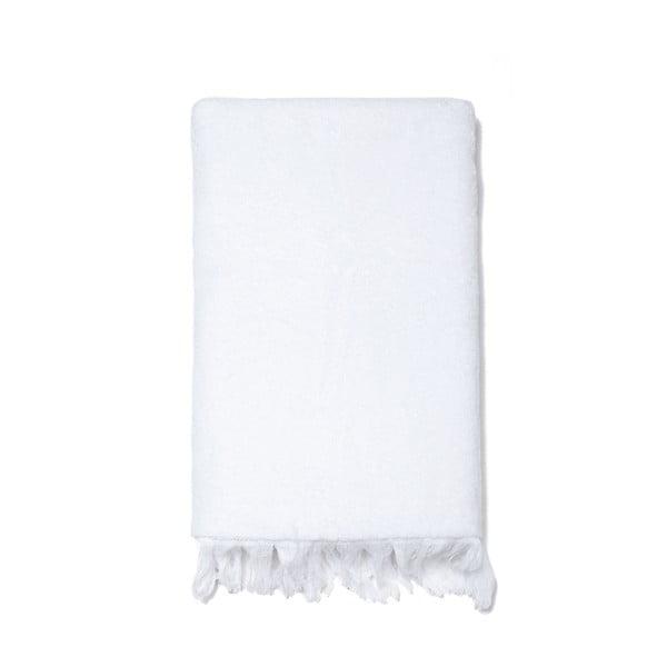 Sada 6 bílých ručníků a 2 osušek ze 100% bavlny Bonami