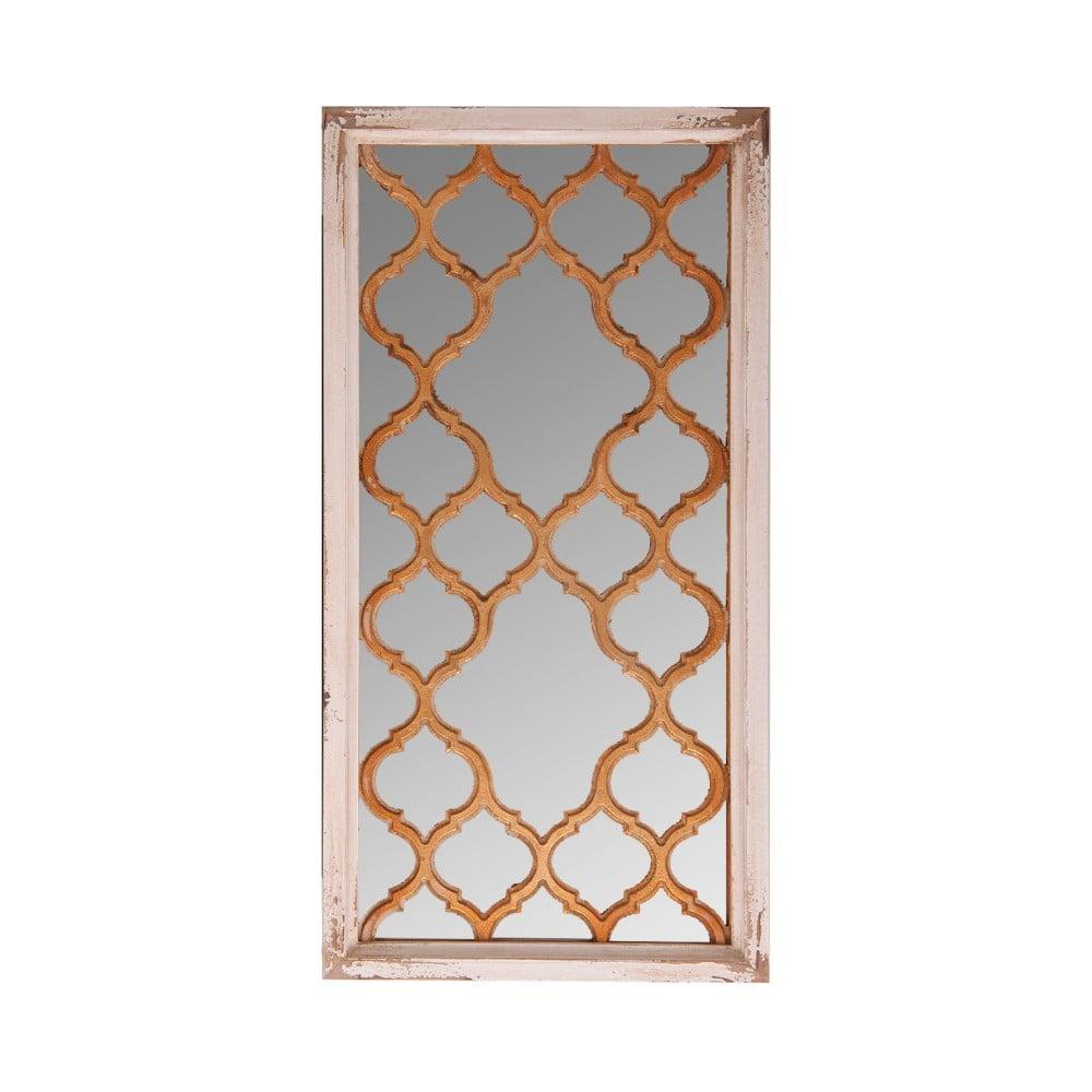 Nástěnný dekorativní panel z jedlového dřeva VICAL HOME Diah