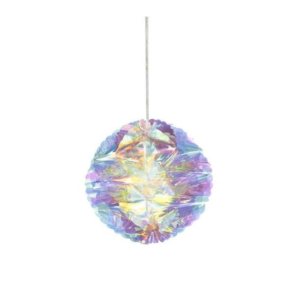 Dekoratívna reťaz  s 3 guľami Talking Tables Honeycomb