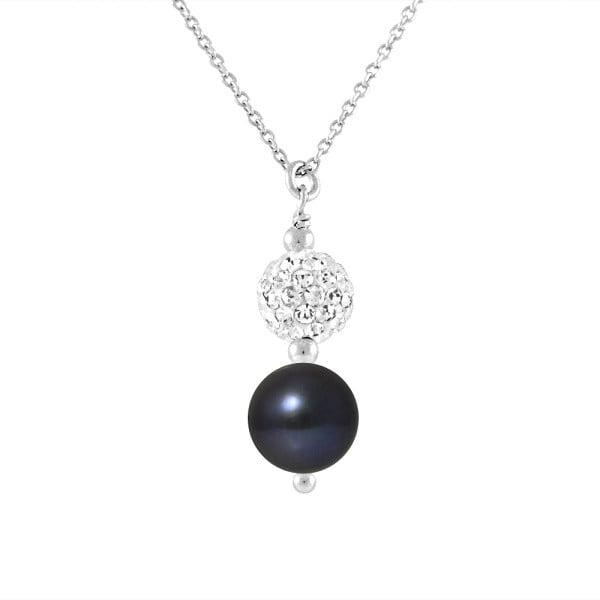 Náhrdelník s říčními perlami Leon