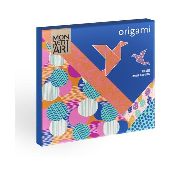 Origami set Mon Petit Art Blue