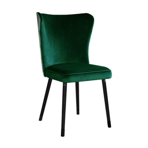 Zelená jídelní židle JohnsonStyle Odette Eden