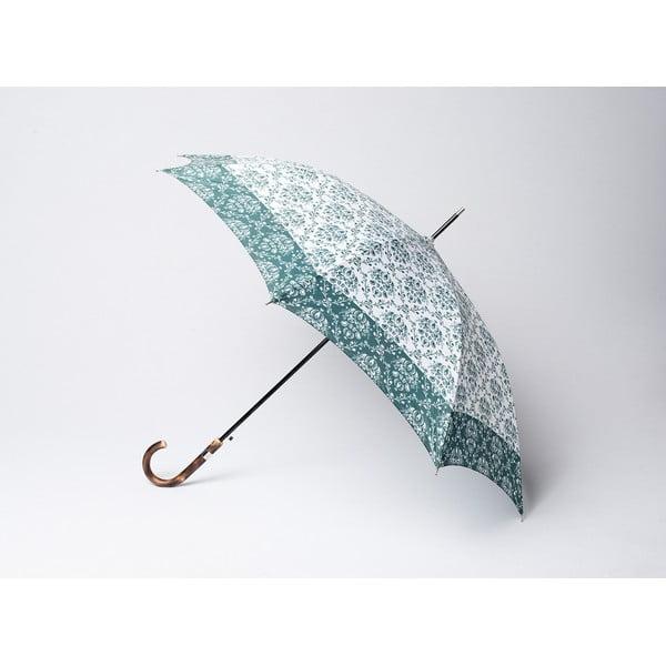 Deštník Damask, zelený