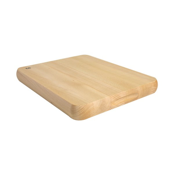 Prkénko z bukového dřeva T&G Woodware Chef's Choice, 38x30cm
