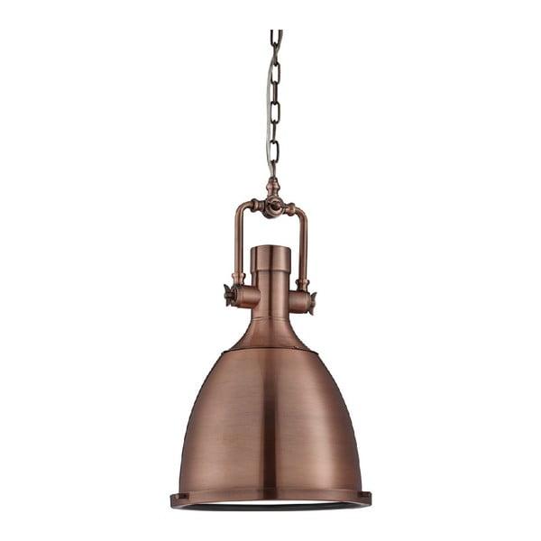 Závěsné světlo Industrial Copper