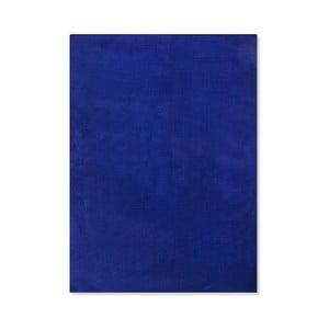 Dětský koberec Mavis Dark Blue, 100x150 cm