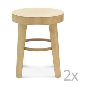 Sada 2 stoliček Fameg Broki