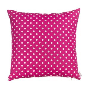 Polštář s náplní Pink Dots